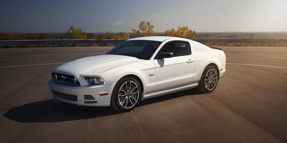 2014 Ford Mustang Review   Consumer Guide Auto