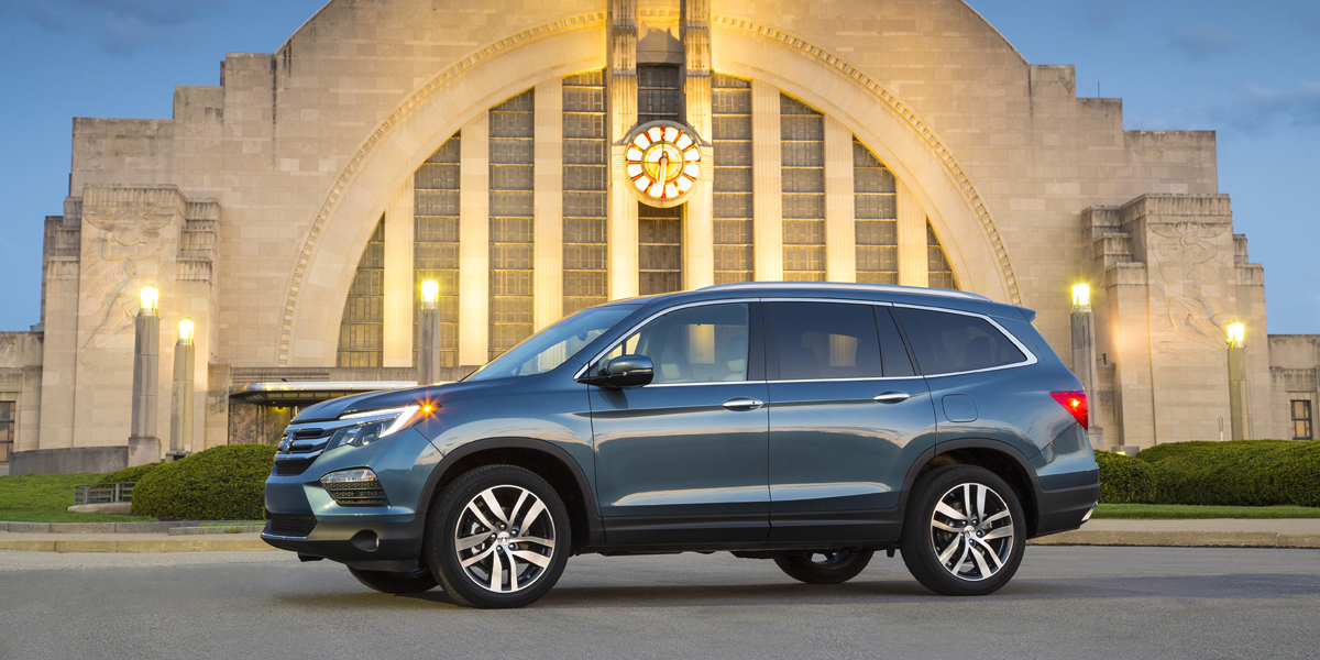 Honda Pilot Best Buy