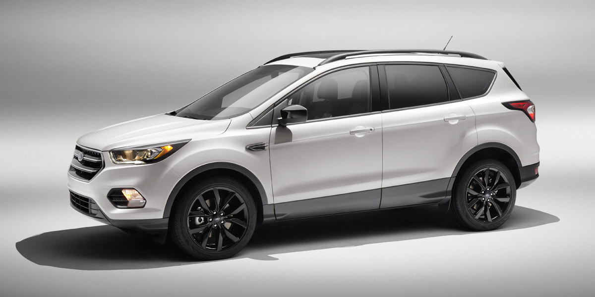 2018 Ford Escape | Consumer Guide Auto