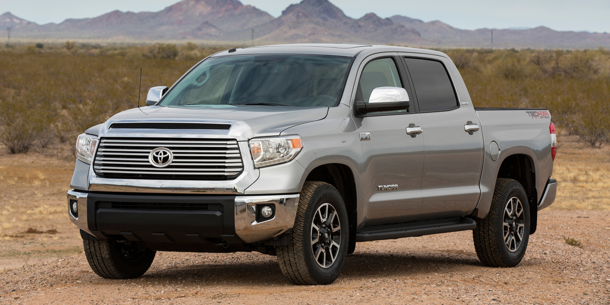 Toyota Tundra Limited Edition | Upcomingcarshq.com