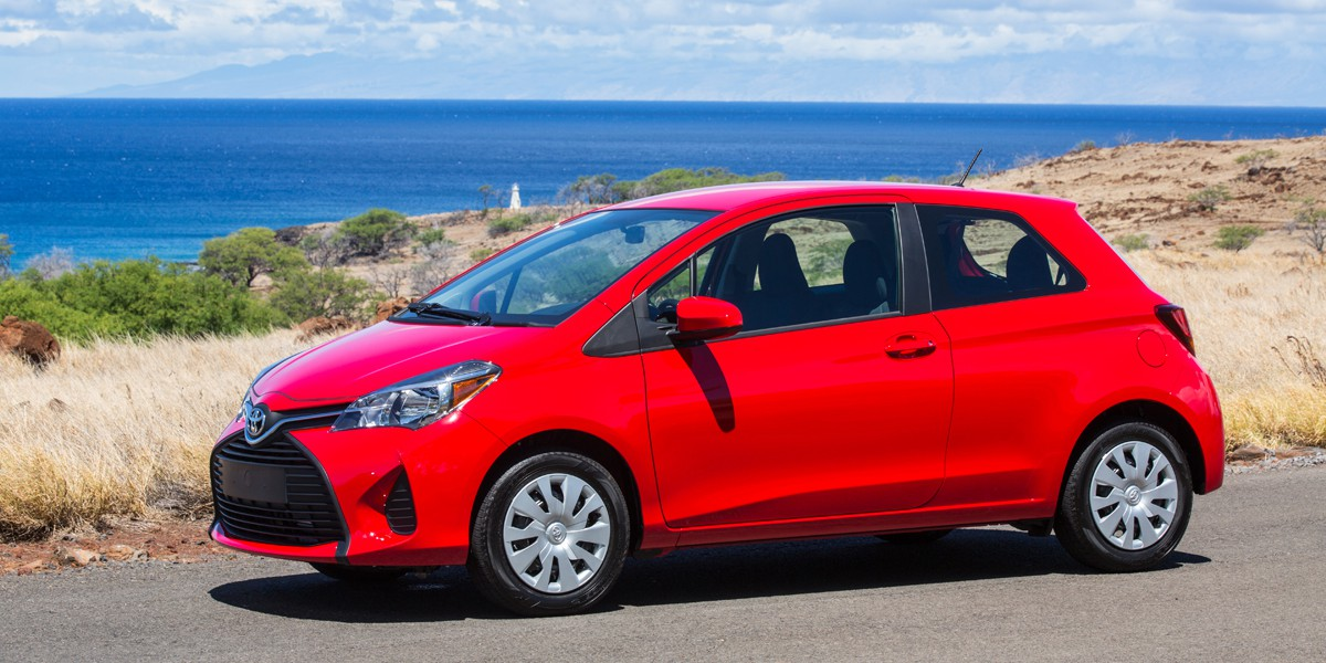 Lovely 2015_Toyota_Yaris_L_24