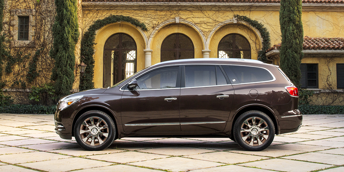 2016 Buick Enclave Tuscan Edition, a distinctive expression of t