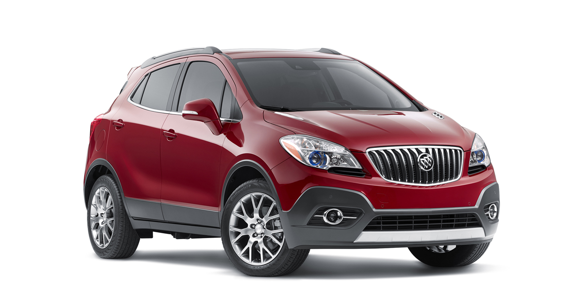2016 buick encore consumer guide auto. Black Bedroom Furniture Sets. Home Design Ideas