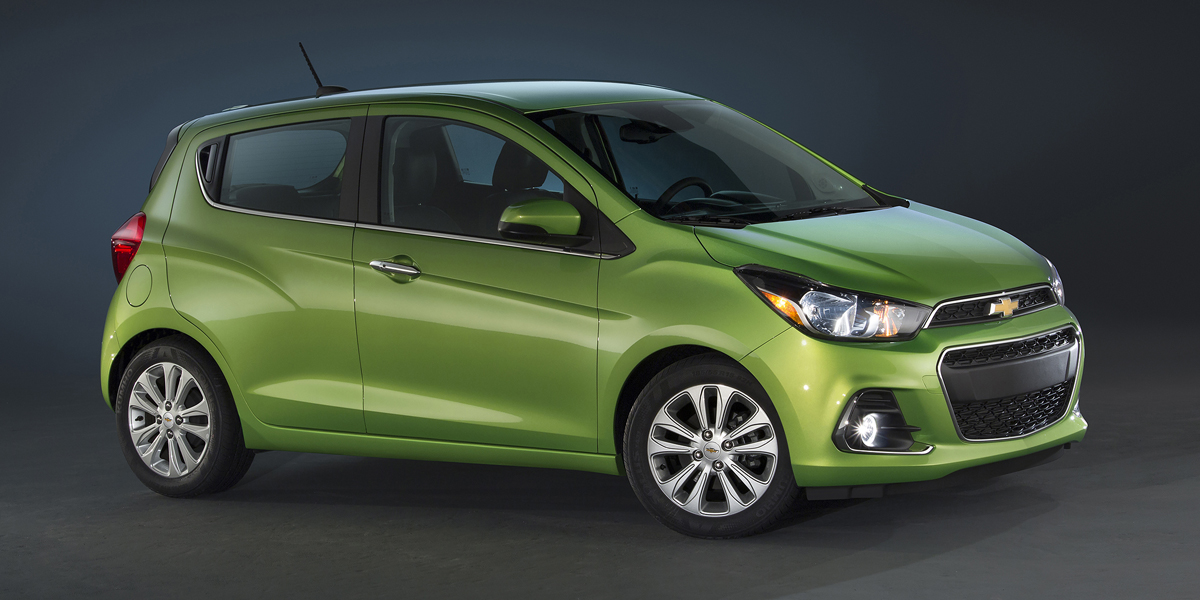 2016 chevrolet spark consumer guide auto. Black Bedroom Furniture Sets. Home Design Ideas