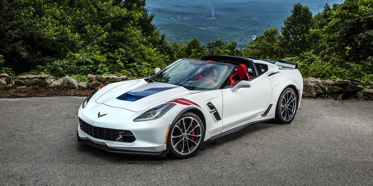 2016 Corvette Z06 Convertible Horsepower 2017 2018