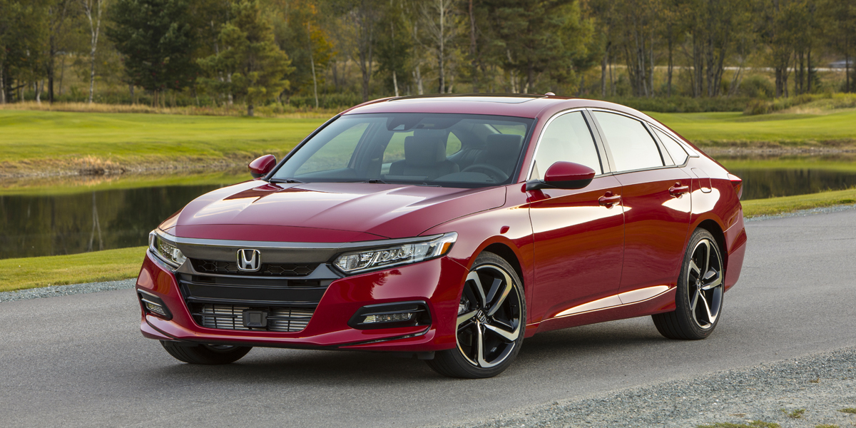2018 honda accord consumer guide auto for Honda accord 2018 price in usa