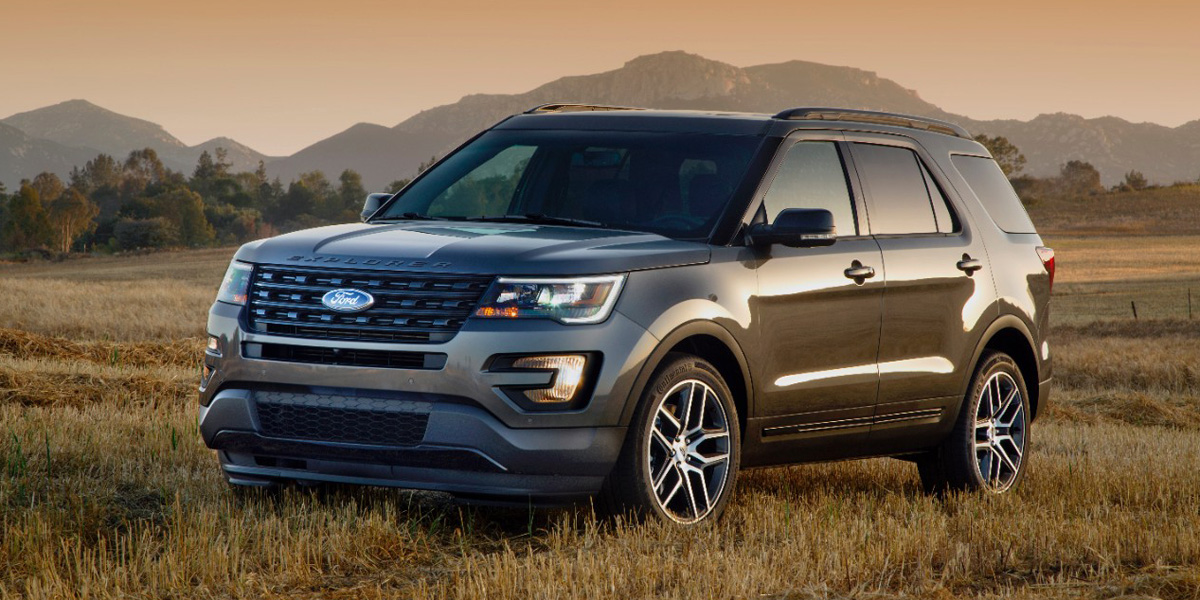 2017 ford explorer consumer guide auto. Black Bedroom Furniture Sets. Home Design Ideas