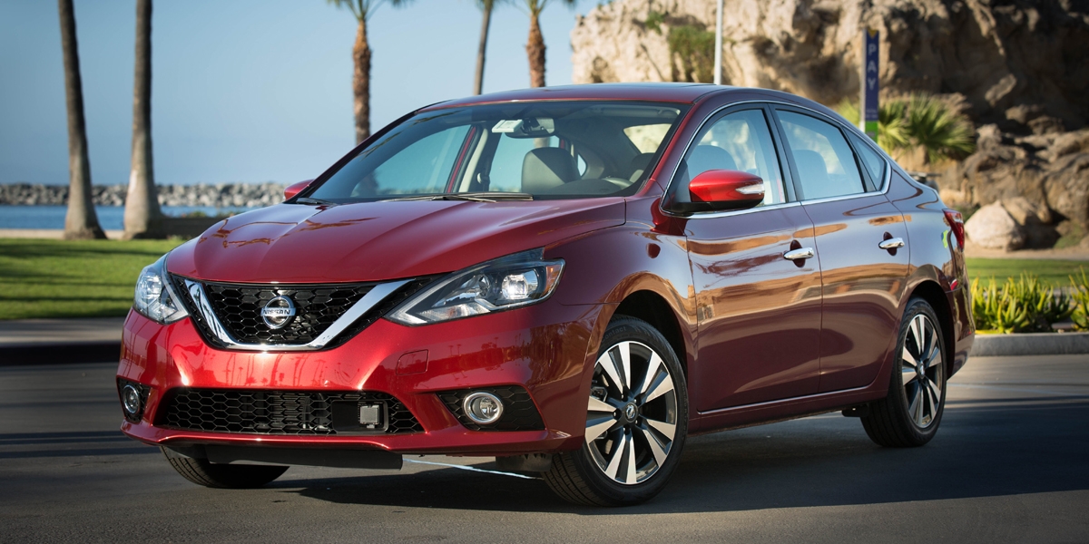 Best Used Family Car >> 2018 Nissan Sentra | Consumer Guide Auto