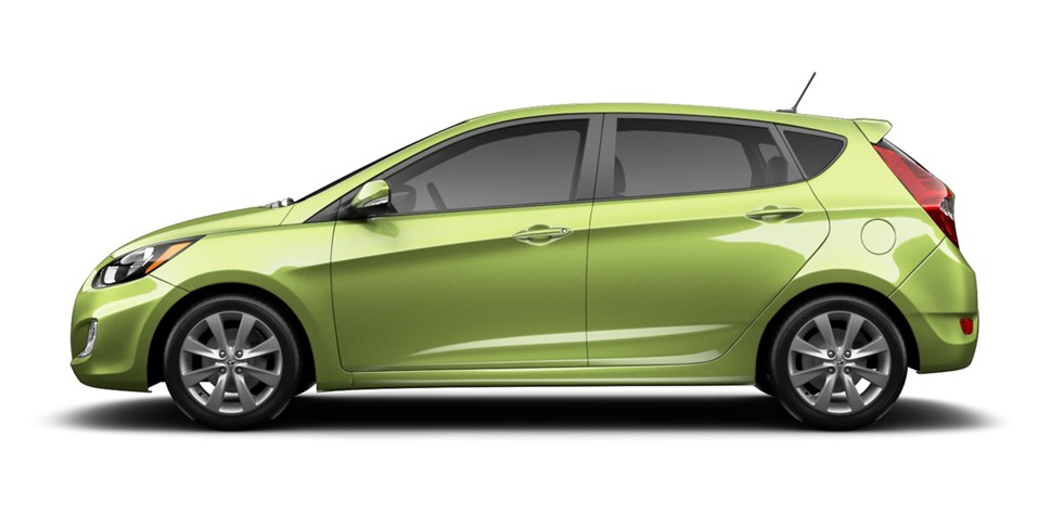 2014 Hyundai Accent 5-Door