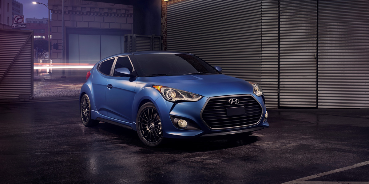 2016 Veloster Rally Edition