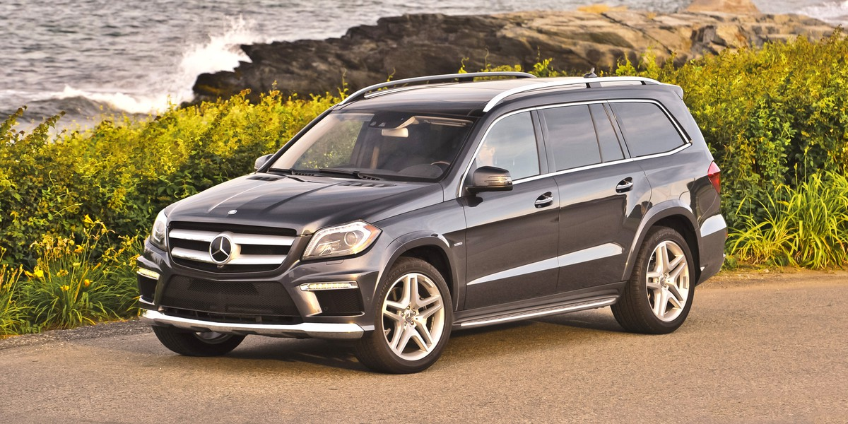 2014 mercedes benz gl class consumer guide auto for 2014 mercedes benz gl