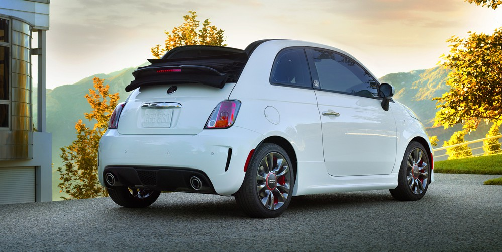 The FIAT brand partners with Condé Nast for the limited-edition