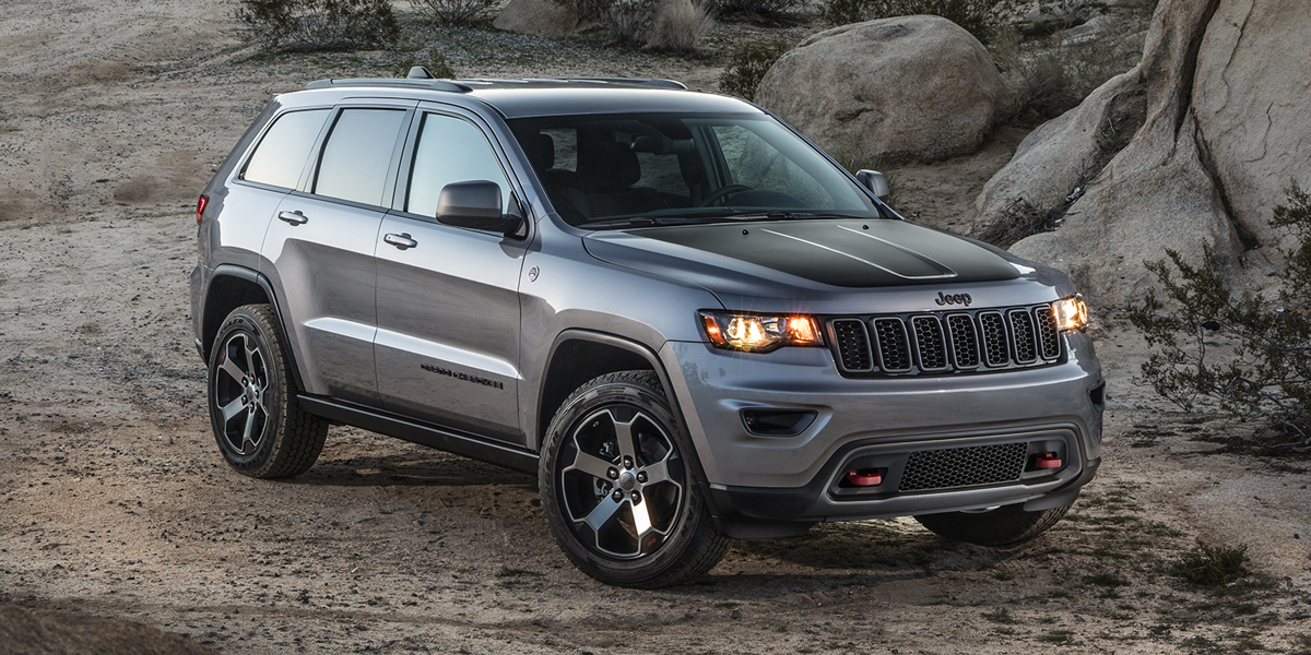 Jeep Grand Cherokee Ecodiesel >> 2018 Jeep Grand Cherokee | Consumer Guide Auto
