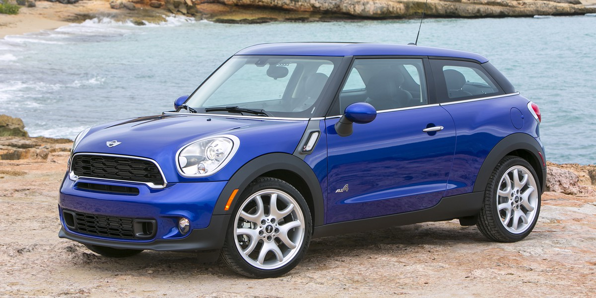 2017 Mini Cooper Paceman Review S All4 06
