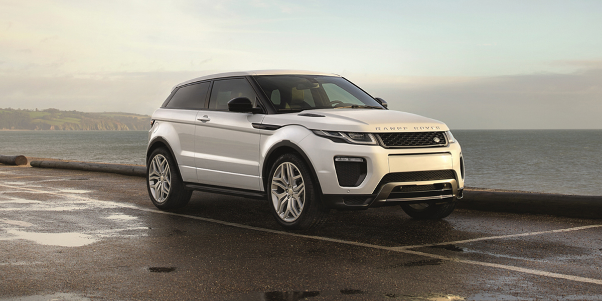 2017 land rover range rover evoque consumer guide auto. Black Bedroom Furniture Sets. Home Design Ideas