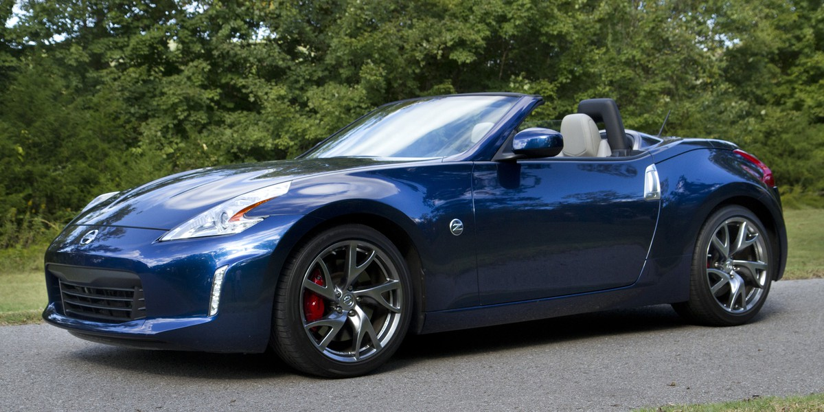 Marvelous 2014 Nissan 370Z Roadster