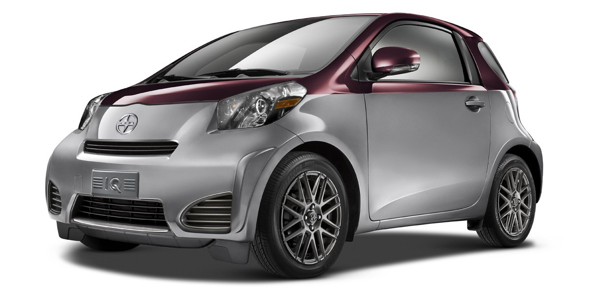2014 Scion iQ Monogram Series