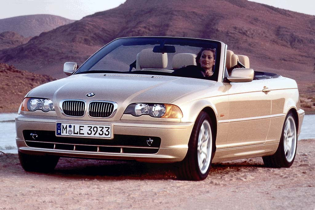 BMW Series Consumer Guide Auto - Bmw 325ci 2000