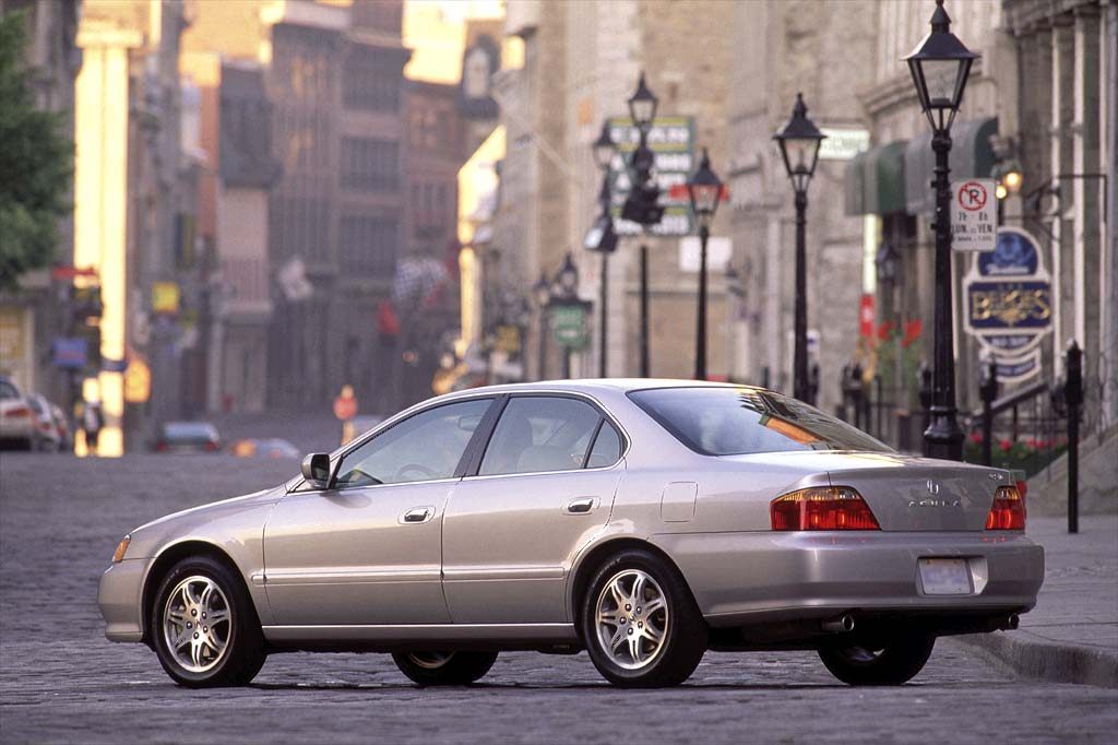 Acura Certified Pre Owned >> 1999-03 Acura TL | Consumer Guide Auto