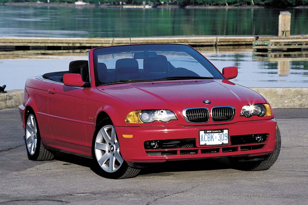 BMW Series Consumer Guide Auto - 2005 bmw 325i convertible