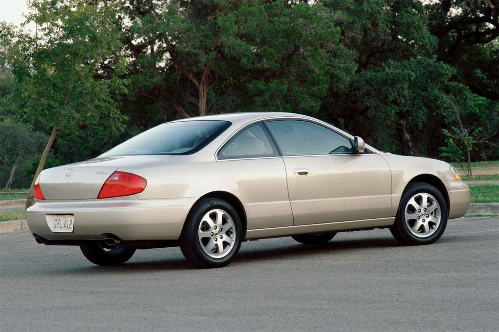 Acura CL Consumer Guide Auto - 2001 acura cl transmission for sale