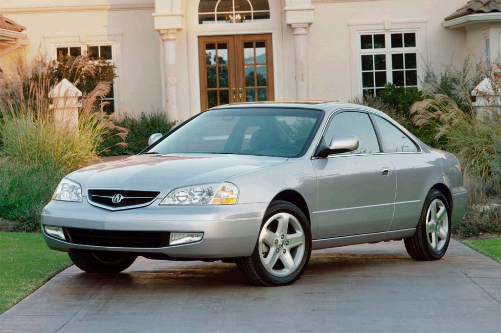 Acura Certified Pre-Owned >> 2001-03 Acura CL | Consumer Guide Auto