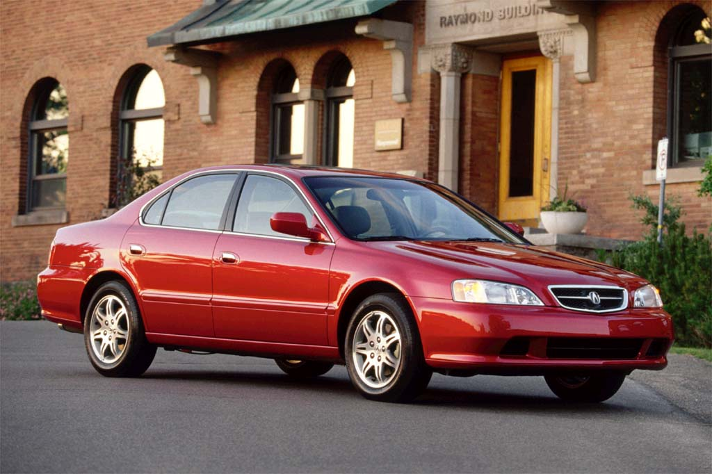 2000 acura tl owners manual