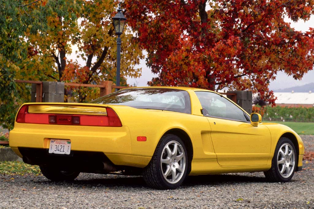 Acura Certified Pre Owned >> 1991-05 Acura NSX | Consumer Guide Auto