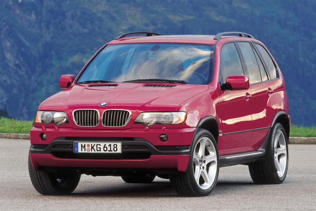 BMW Certified Pre Owned >> 2000-06 BMW X5 | Consumer Guide Auto