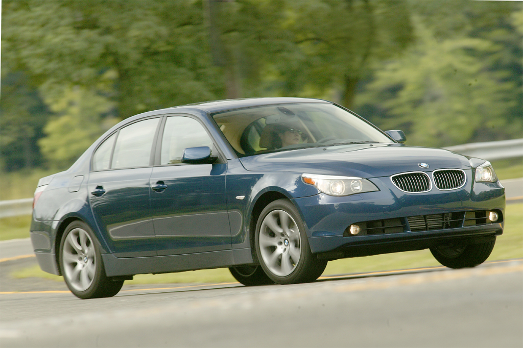 200410 BMW 5Series  Consumer Guide Auto