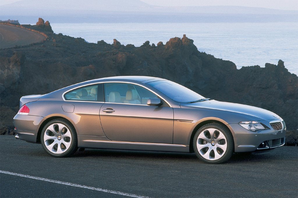 Image Gallery 2004 Bmw 6
