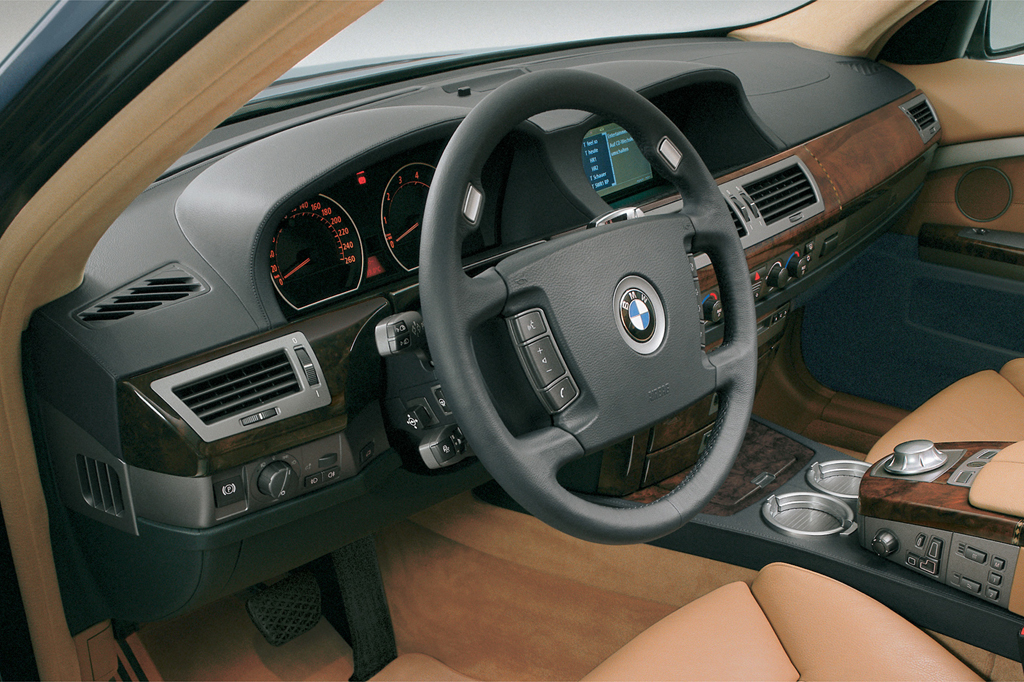 2003 BMW 7 Series Interior 2004 760Li