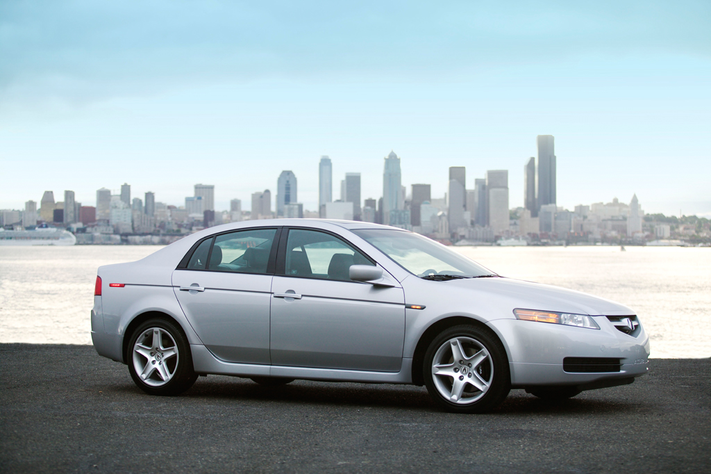 Acura TL Consumer Guide Auto - Are acura tl good cars