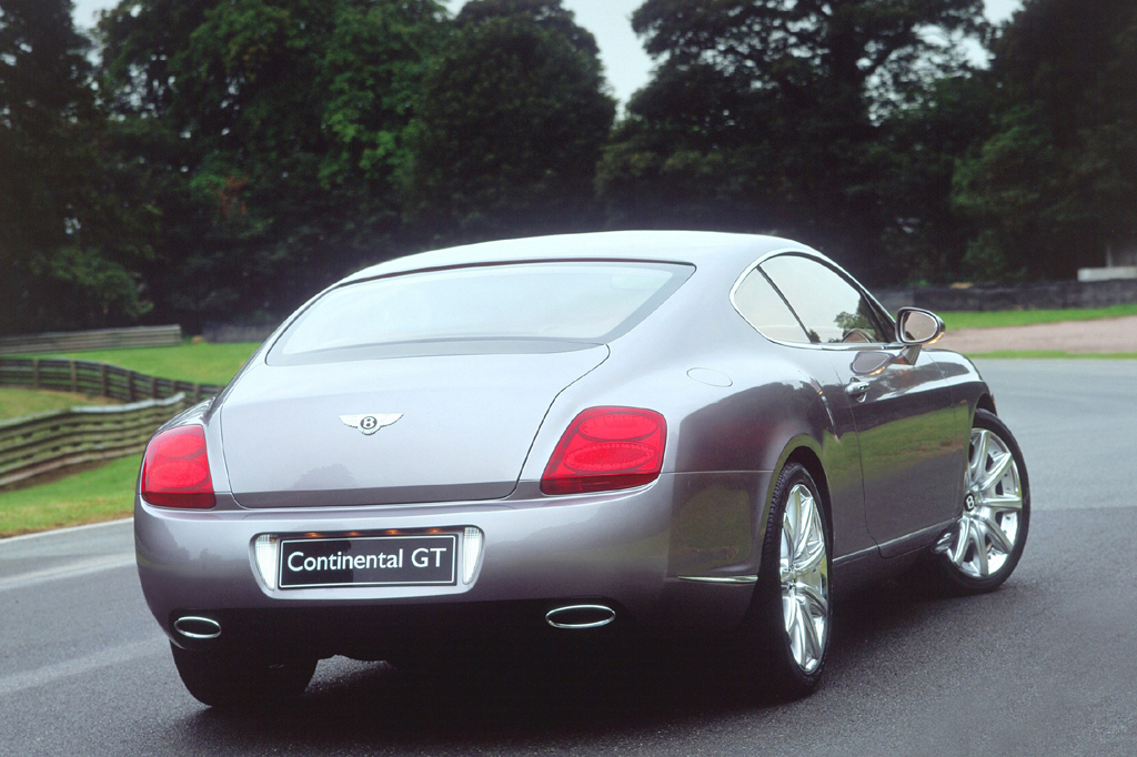 2004 12 Bentley Continental Gtgtc Consumer Guide Auto