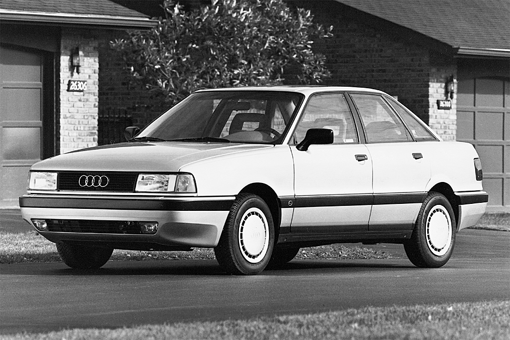 Audi Certified Pre Owned >> 1990-92 Audi 80 | Consumer Guide Auto
