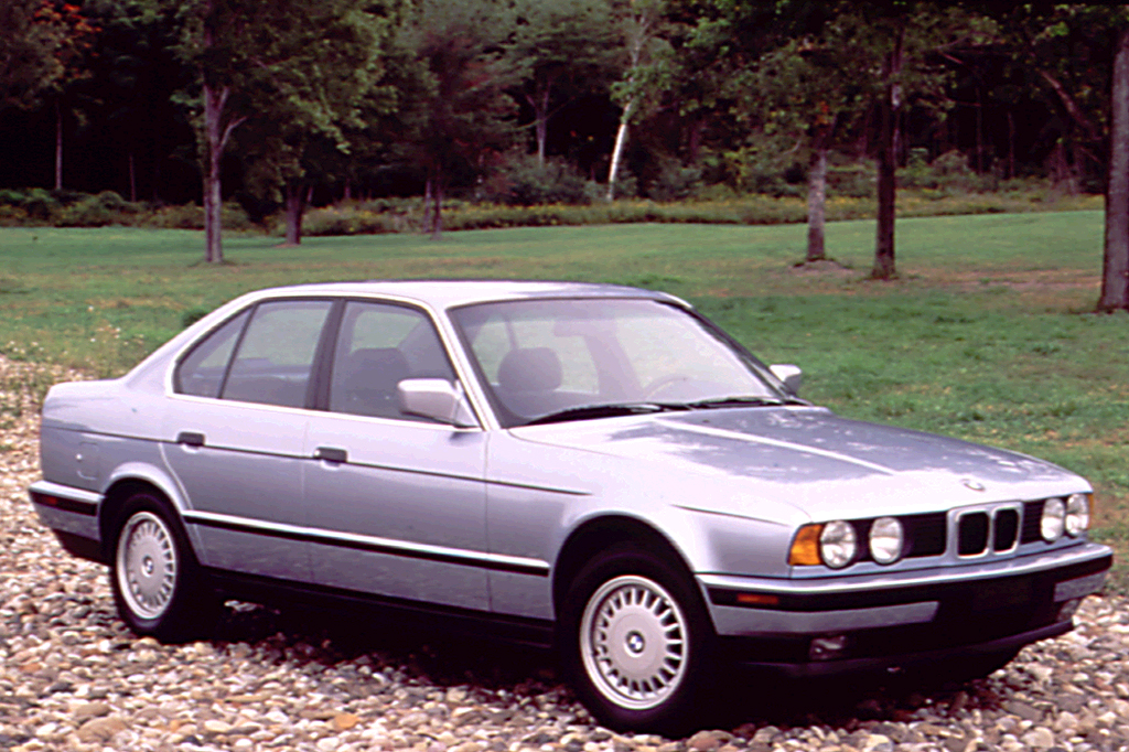 199096 Bmw 5series Consumer Guide Autorhconsumerguide: 92 Bmw 525i Engine Diagram At Gmaili.net