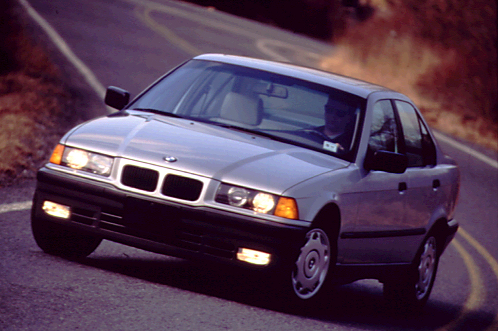 Bmw Certified Pre Owned >> 1992-98 BMW 318i | Consumer Guide Auto