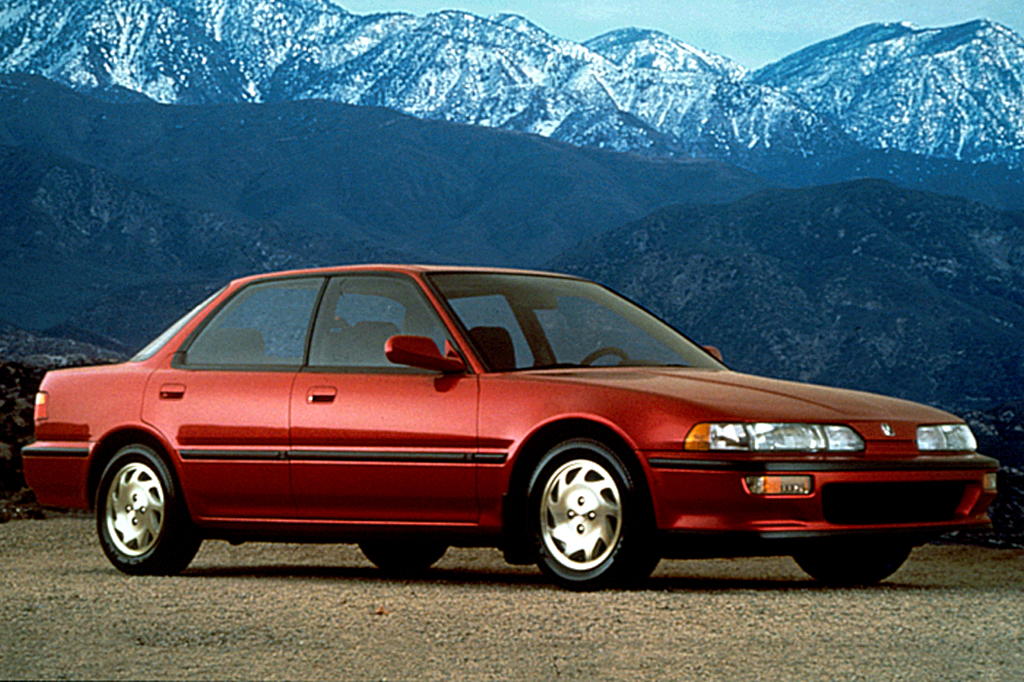 Acura Certified Pre-Owned >> 1990-93 Acura Integra | Consumer Guide Auto