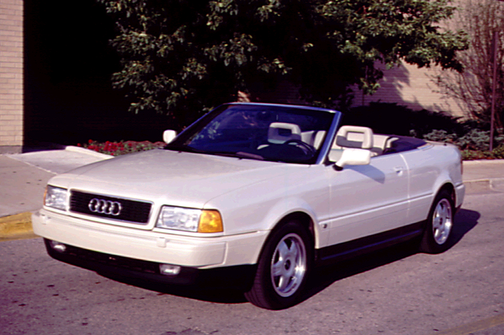 Certified Pre Owned Lexus >> 1993-98 Audi 90/Cabriolet | Consumer Guide Auto