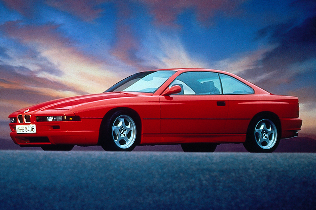 Certified Pre Owned Bmw >> 1991-97 BMW 8-Series | Consumer Guide Auto