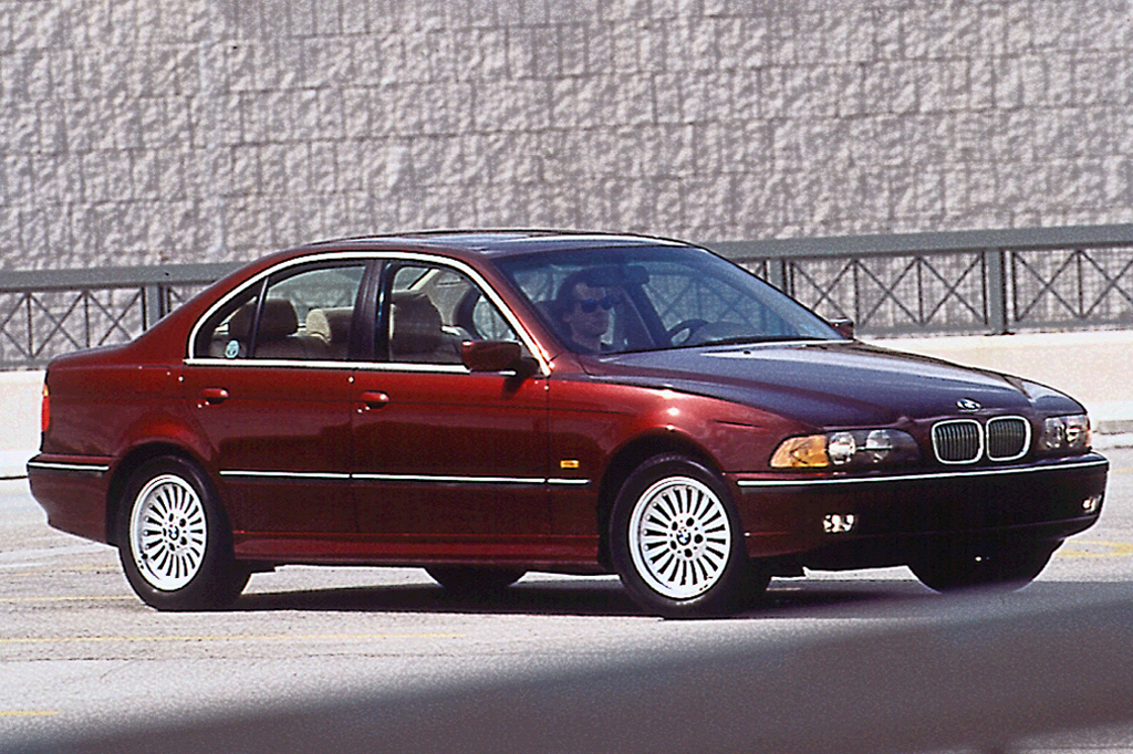 1997 03 Bmw 5 Series Consumer Guide Auto