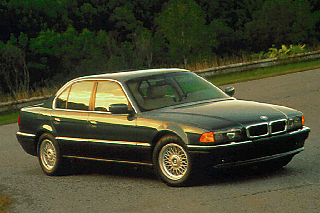1995 01 Bmw 7 Series Consumer Guide Auto