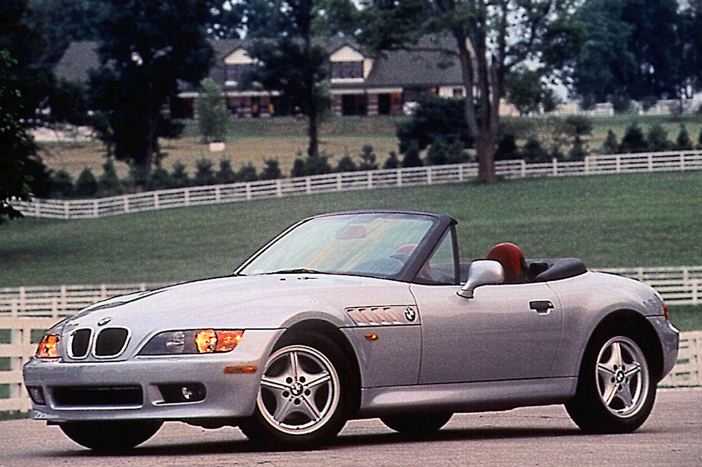 BMW Z Consumer Guide Auto - 4 door convertible bmw