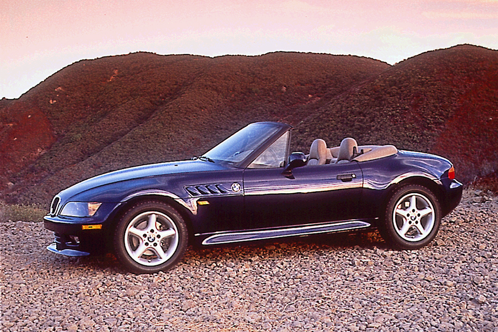 1997 BMW Z3 2 Door Convertible