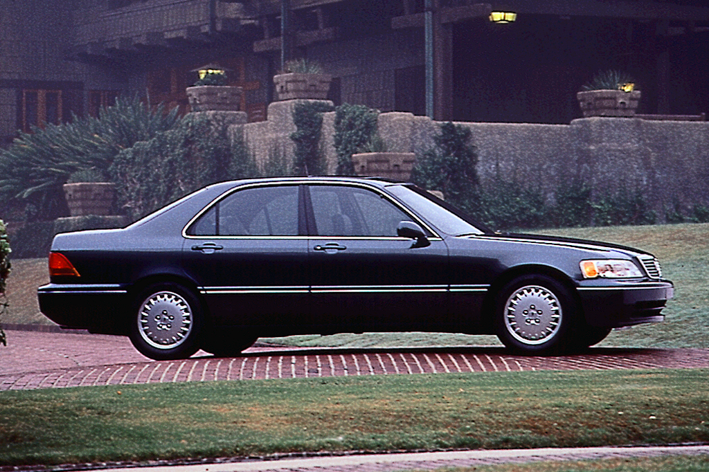 Acura Certified Pre-Owned >> 1996-04 Acura RL | Consumer Guide Auto