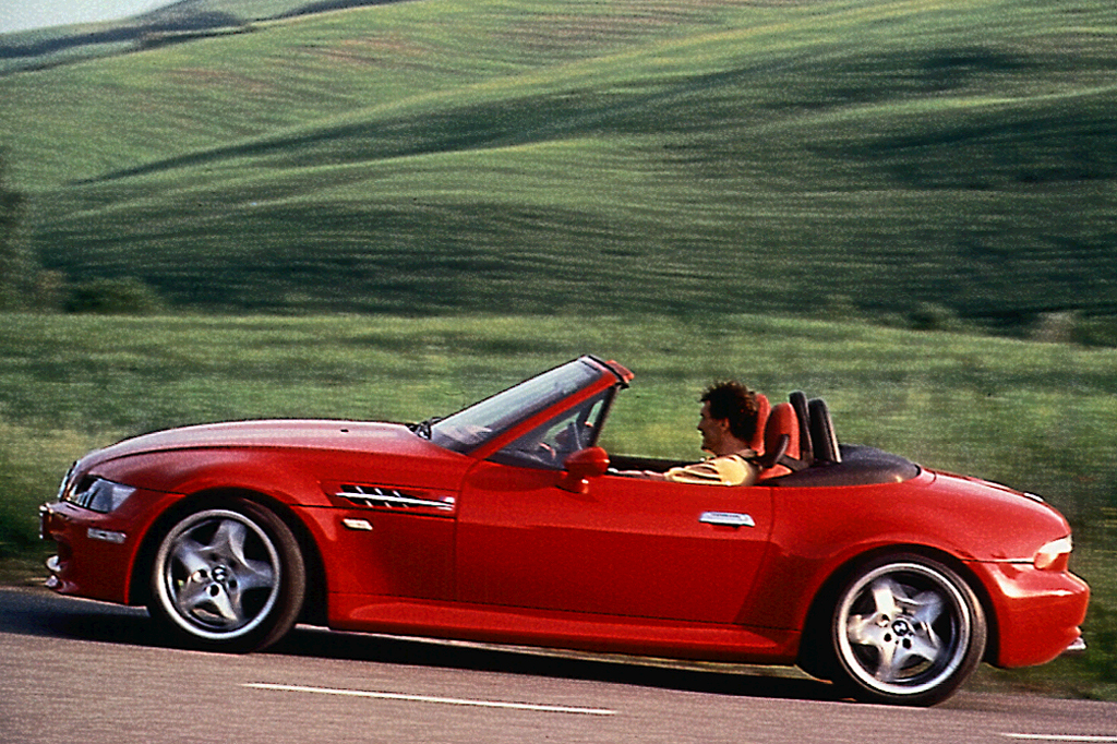 BMW Z Consumer Guide Auto - 2 seater bmw convertible sale
