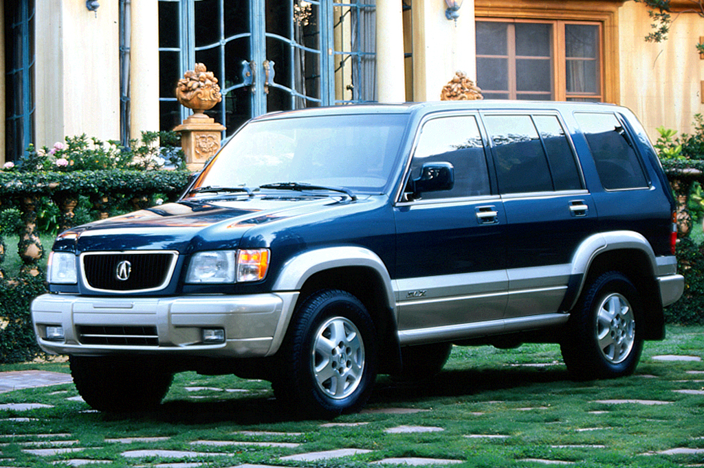 Acura Certified Pre Owned >> 1996-99 Acura SLX | Consumer Guide Auto