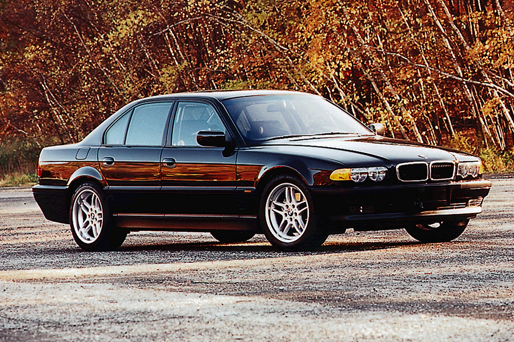 1995 01 bmw 7 series consumer guide auto. Black Bedroom Furniture Sets. Home Design Ideas