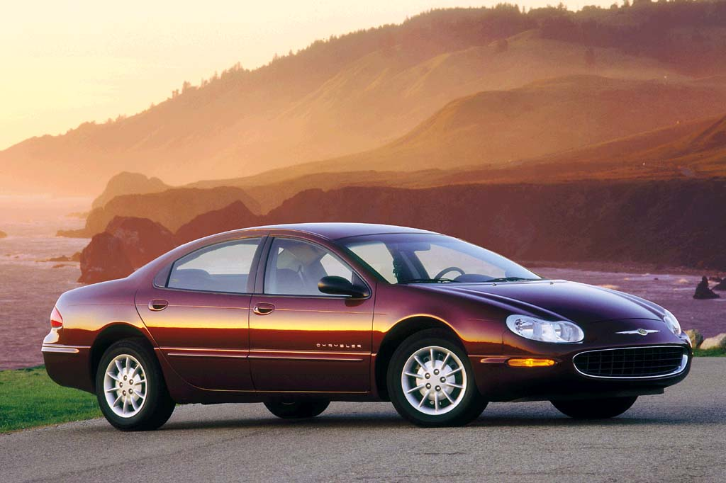 1998 04 chrysler concorde consumer guide auto. Cars Review. Best American Auto & Cars Review