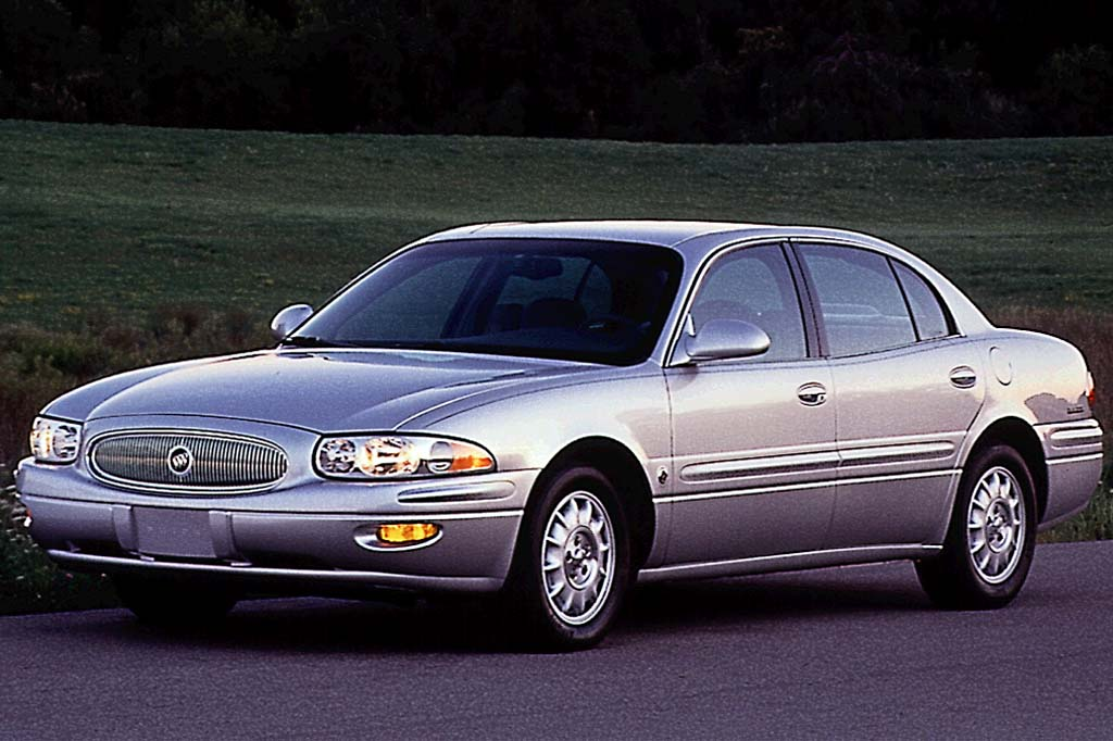 2000 05 buick lesabre consumer guide auto. Black Bedroom Furniture Sets. Home Design Ideas